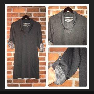 Max Studio Sweatshirt Dress Size Medium
